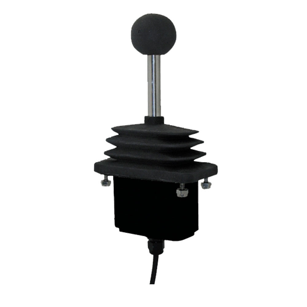 OTTO JHS-RC Return to Center, Single Axis Hall Effect Joystick Range