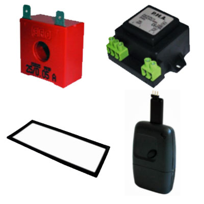 Elco Accessories for Temperature Controllers