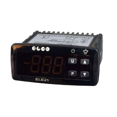 Elco Temperature Controller for Refrigeration - ELE21 Series