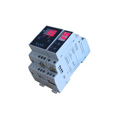 Elco Digital Electronic Temperature Controllers - ELTH17, ELTH352 Series