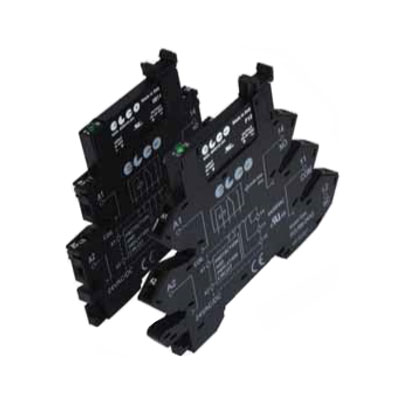 Elco Interface Modules with Solid State Relay - EZD ECLR Series