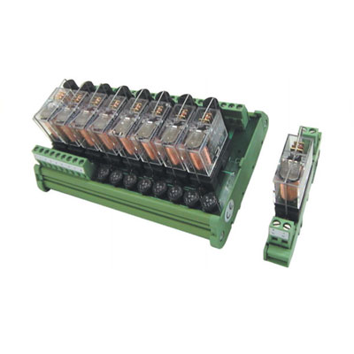 Elco One Exchange Contact Electromechanical Relay - RM Series