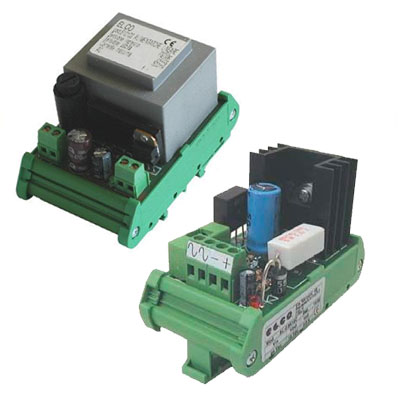 Elco Linear Power Supply with Transformer - AL Series