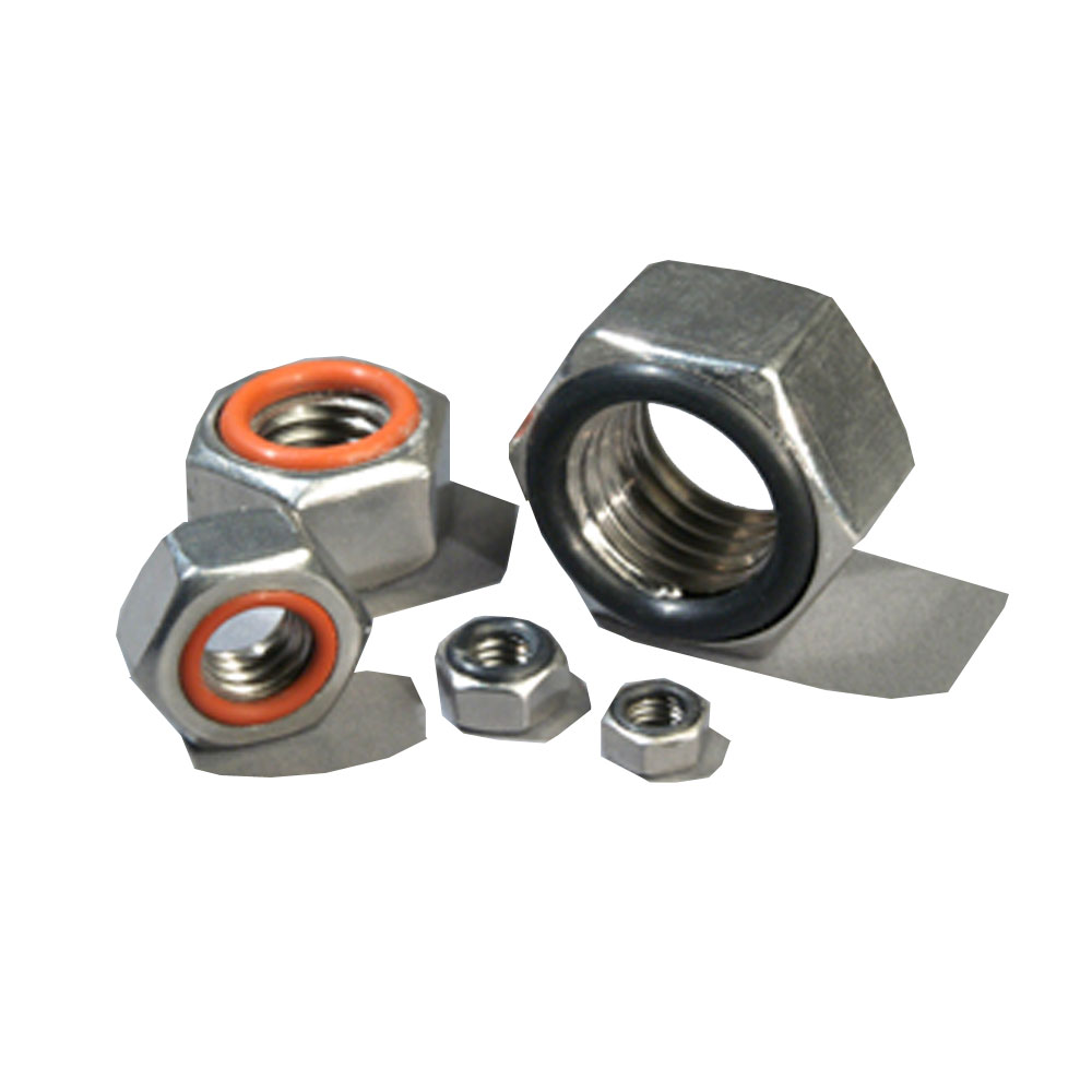 ZaGO Heavy Hex Sealing Nuts