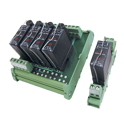 Elco Solid State Relay Interface Modules - RS90-91 Series