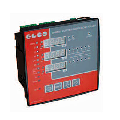 Elco Digital Power Factor Controller - EPFC3-144 Series