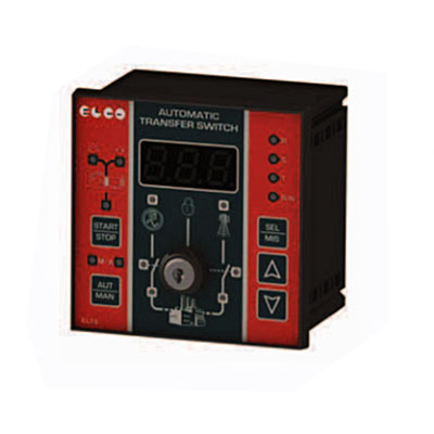 Elco Intelligent Transfer Switch - ELTS Series