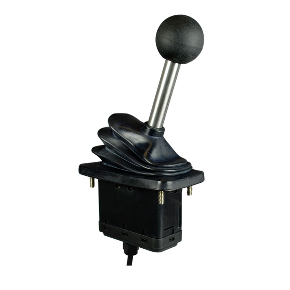 OTTO JHS-F Friction Hold, Single Axis Hall Effect Joystick Range