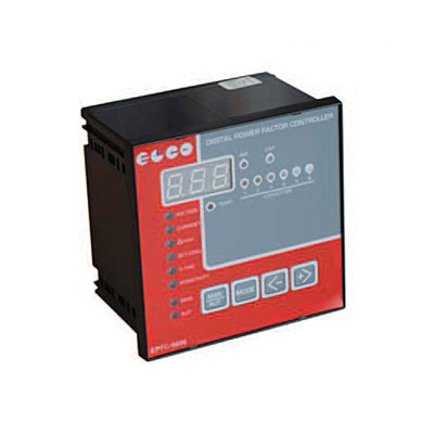 Elco Digital Power Factor Controller - EPFC-96 Series