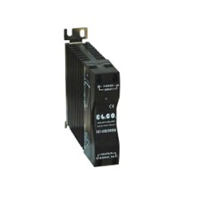 Elco 1 Phase Solid State Relay with Heat Sink - SC1-22D Series