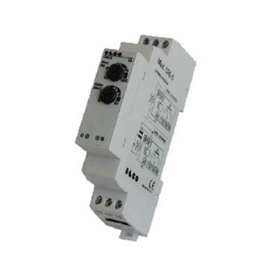 Elco Current Relay - CRF-5 Series