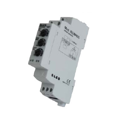 Elco Under-Over Voltage Relay - VEUM400, VEUM400N Series