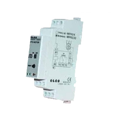 Elco Motor Protection Relay - MPR24, MPR230 Series