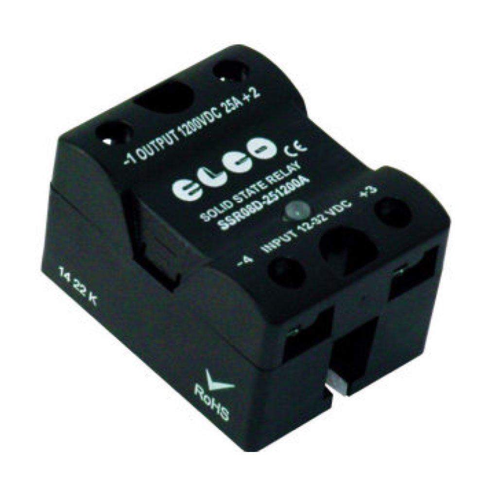 Elco Srl Nexus Components Solid State Relay Fail Closed Igbt Relays Sr08d 251200a Series